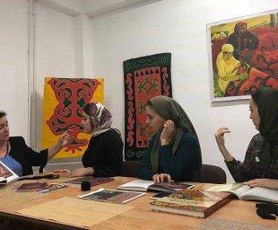 РДНТ приглашает желающих учиться ковроделию