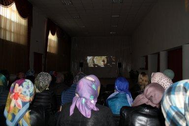 В КДЦ г. Малгобек проходит показ фестивальных кинофильмов