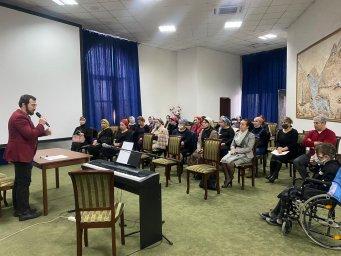Второе занятие семинара - практикума для педагогов вокала